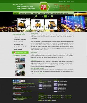 Công ty TNHH Điện máy Mẫn Nguyên Việt Nam