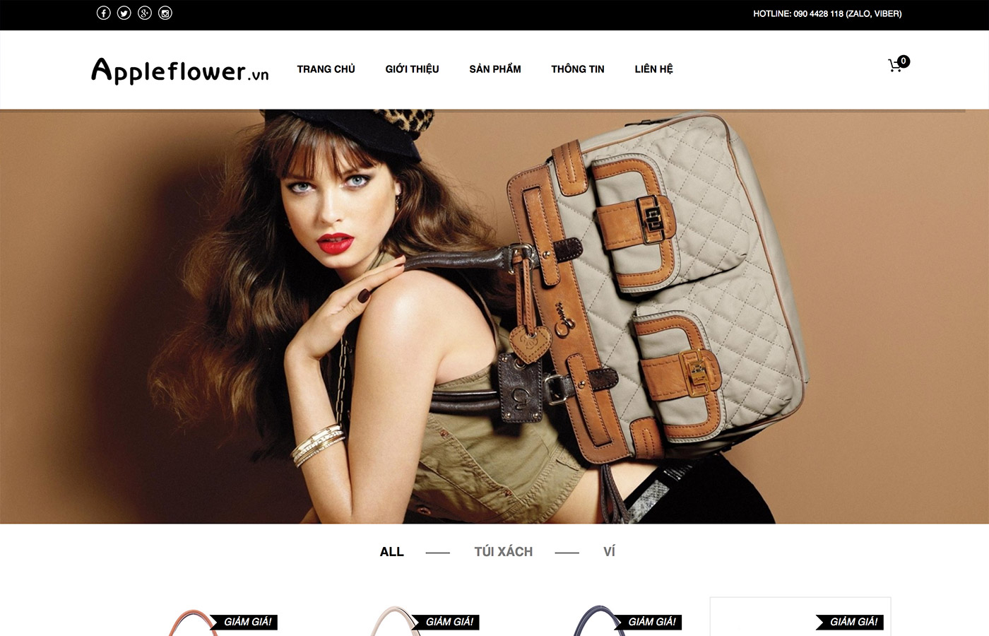 Appleflower - Túi xách nhập khẩu