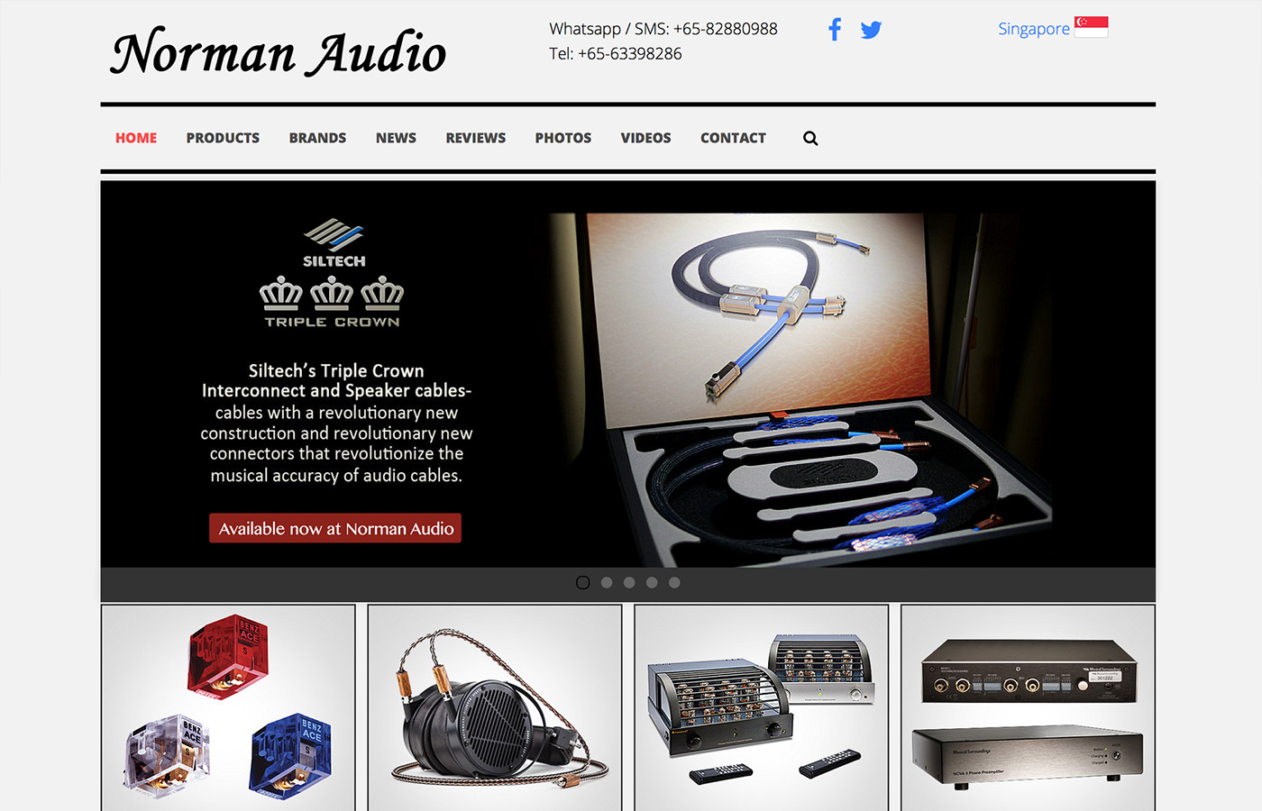Norman Audio