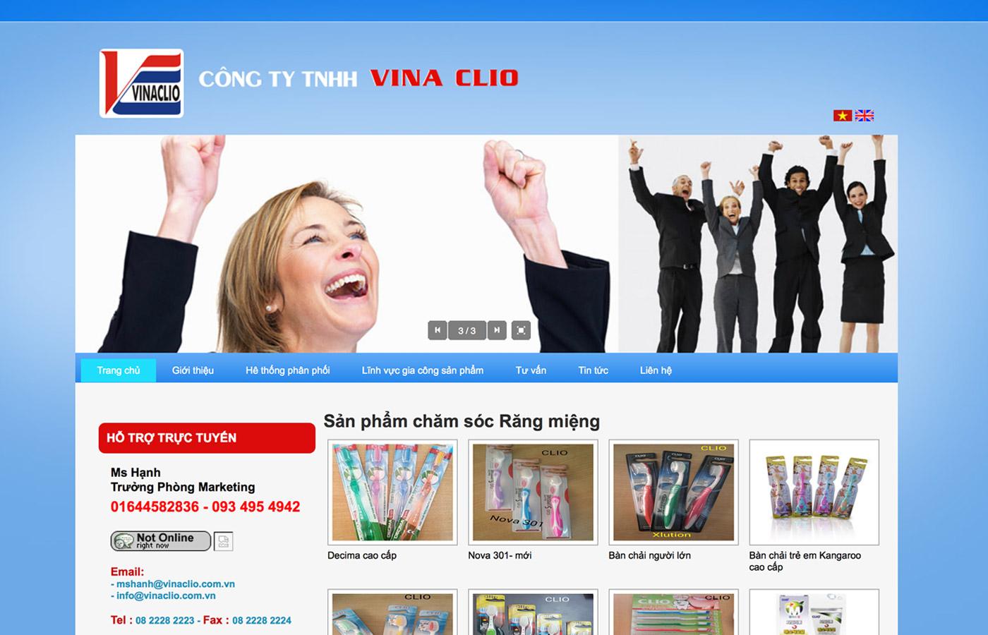Công ty TNHH Vina Clio