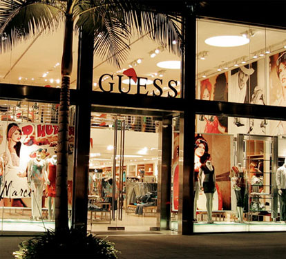 Đa số khách hàng sẽ vào 3 cửa hàng đầu tiên