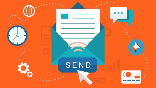 Có 60 – 200 khách hàng tiềm năng bằng việc tiếp thị qua email