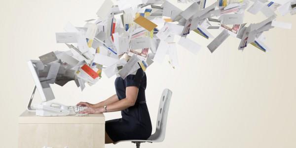 e-mail làm bạn gián đoạn dòng tư tưởng hay những công việc khác
