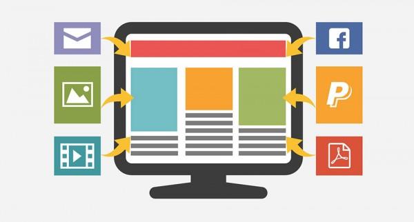 Xậy dựng website hấp dẫn khách hàng