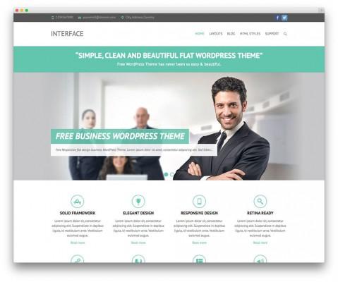 Website doanh nghiệp thường là website động