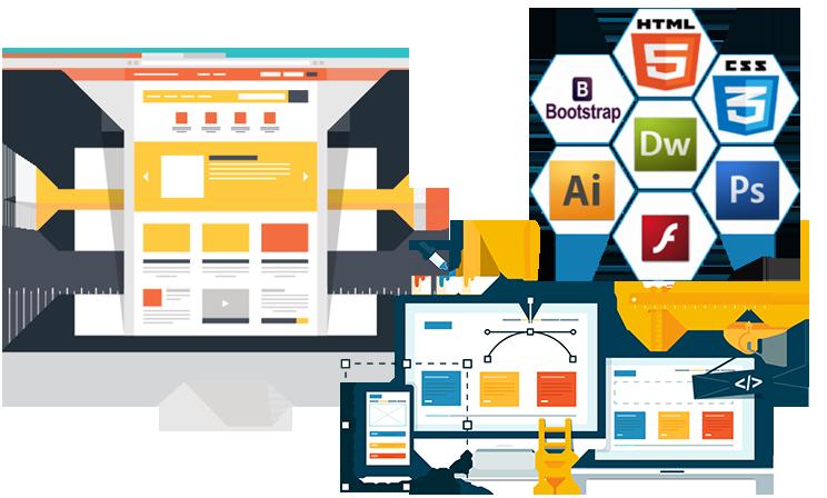 Lấy cảm hứng và ý tưởng của những trang web thiết kế đẹp