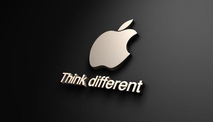 Slogan think different của Apple - đơn giản và sáng tạo