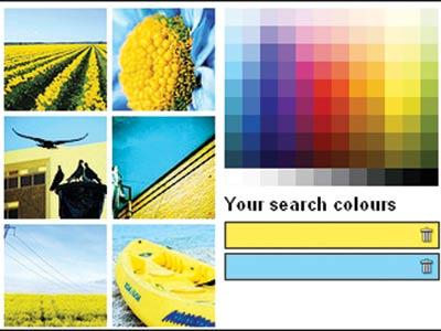 Multicolr Search Lab - Tìm theo màu sắc