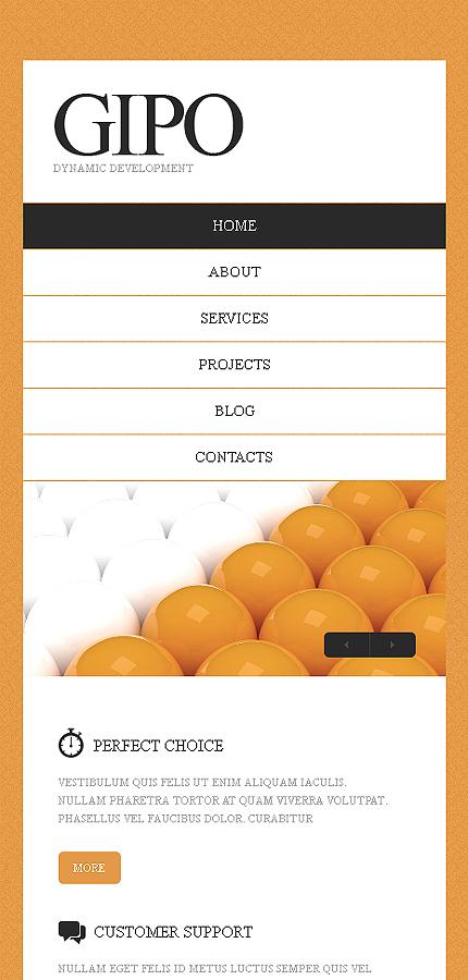 Website của bạn sẽ trông khác nhau với kích thước màn hình khác nhau