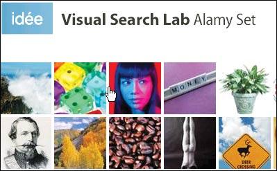 Visual Search Lab - Tìm ảnh cùng chủ đề