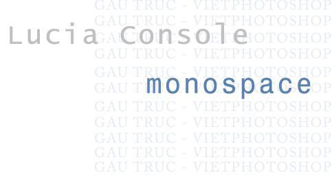 font-monospace