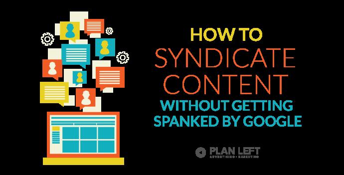 Syndicate bài viết là một trong những phương pháp tốt nhất để thu được nhiều backlink một chiều