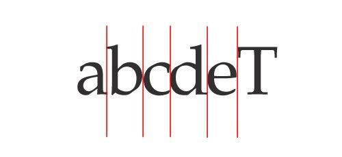 typography-kerning