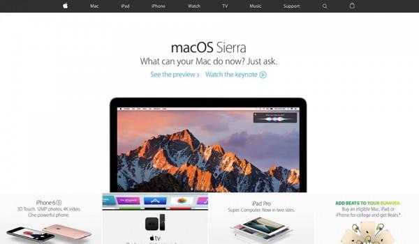 Các sản phẩm của Apple luôn chú trọng tính đơn giản