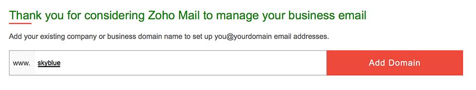 Nhập tên miền bạn cần đăng ký