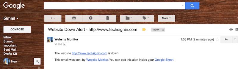 Tự kiểm tra tình trạng website miễn phí bằng dịch vụ của Google
