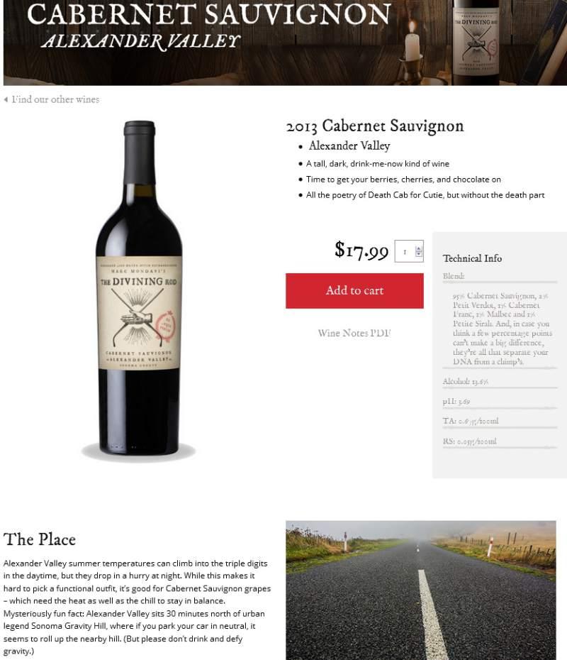 Cung cấp đầy đủ thông tin về rượu vang